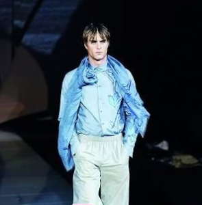 %Men clothes Giorgio Armani design in 2011 summer