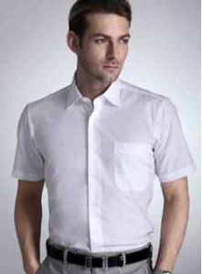%Men clothes Classic white mens clothing