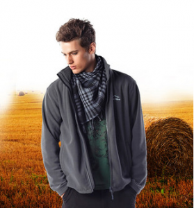 autumn mens clothing match