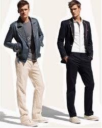 %Men clothes man fashion labels