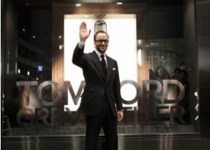 %Men clothes Tom Ford open their own brand