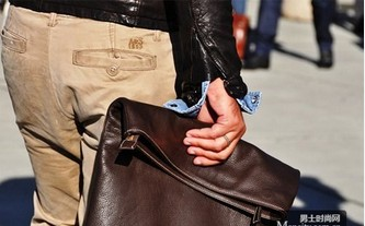 men fashion bag
