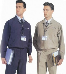 %Men clothes Work wear   fashion of enterprise culture