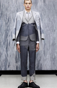 %Men clothes Thom Browne 2017 spring summer series